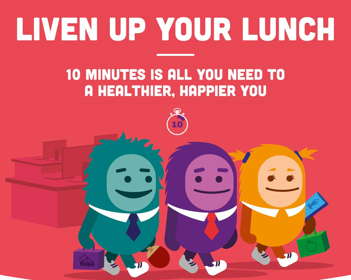 The eight-week challenge will be launched in January
