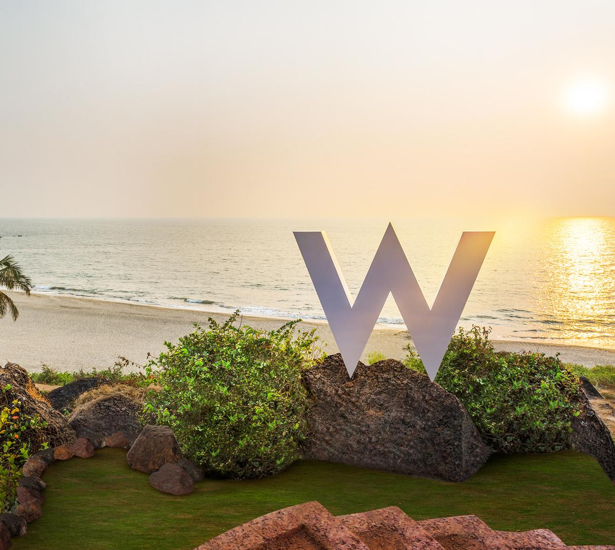 The W Goa Is Set To Open This Month In India And Brand Has 33 Hotels Pipeline