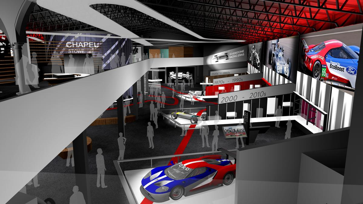 Home of British motor racing to get permanent museum as Silverstone ...
