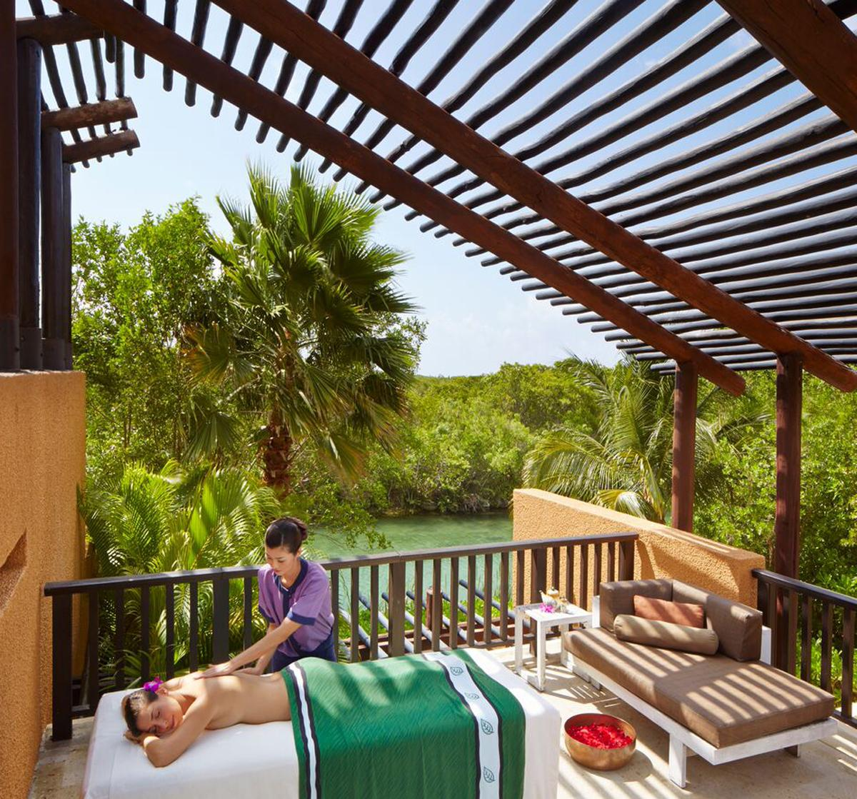 Based in Singapore, Banyan Tree currently manages or has ownership interests in more than 60 spas, as well as 30 hotels and resorts, around the world