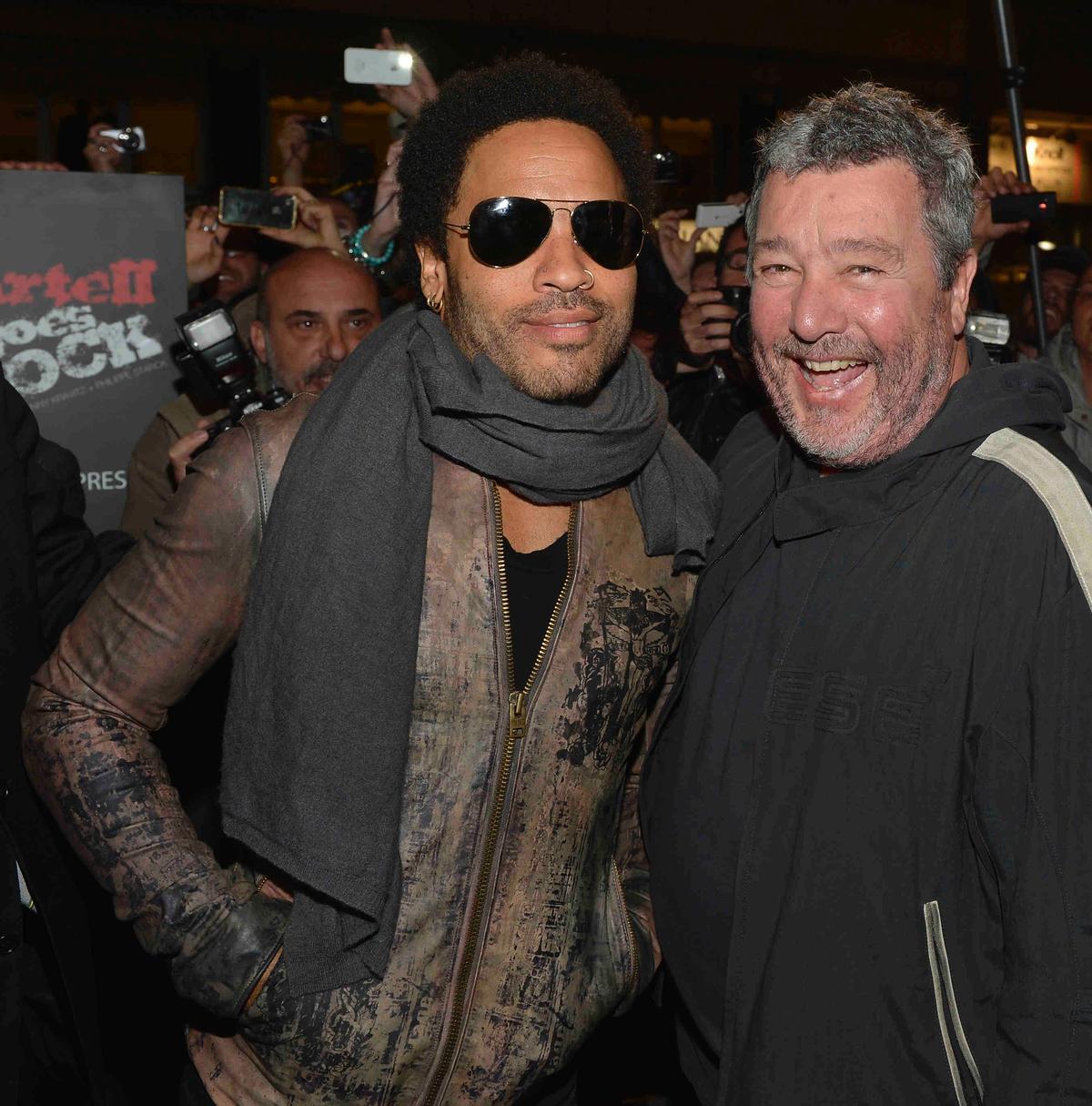 Lenny Kravitz and Philippe Starck have designed a hotel together / Kartell