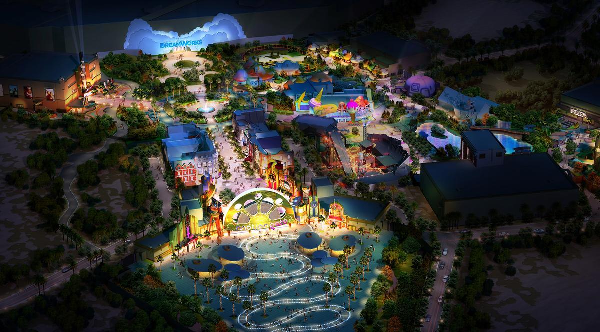 نتيجة بحث الصور عن Dubai Park and Resorts