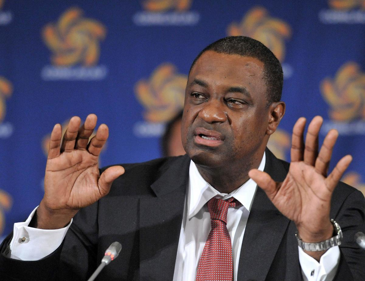 FIFA vice president Jeffrey Webb is among those under investigation by the US Justice Department