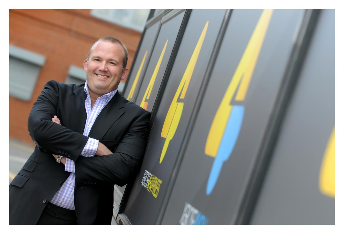 The Leeds based company was founded by ex-rugby player Jon Wright