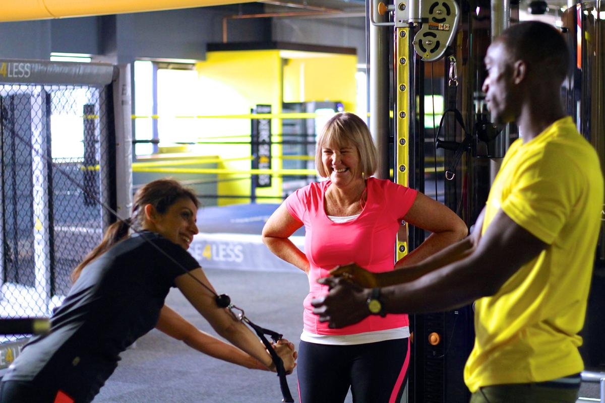 Xercise4Less has 45 clubs across the UK