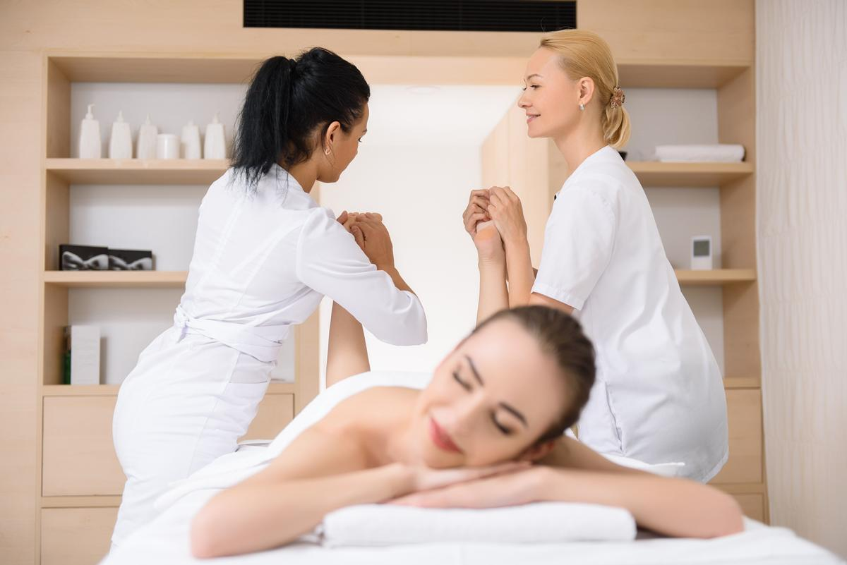 The School of Wellness has been set up with the aim of creating highly skilled and professional workers for all levels of the spa industry / Shutterstock