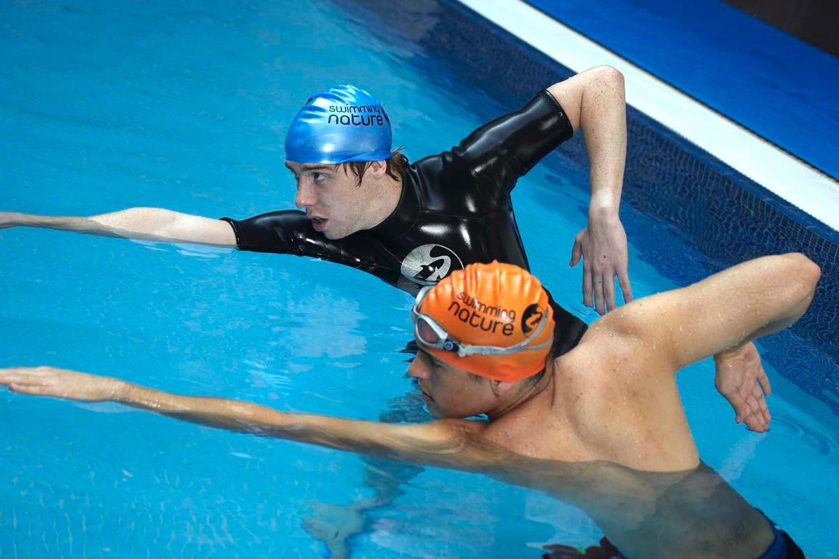 Swimming Nature and Future Fit Training have been working together to raise standards