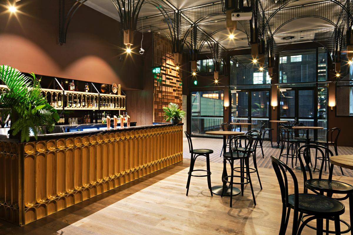 Architects create new kind of pub with \'lush oasis\' in heart of ...