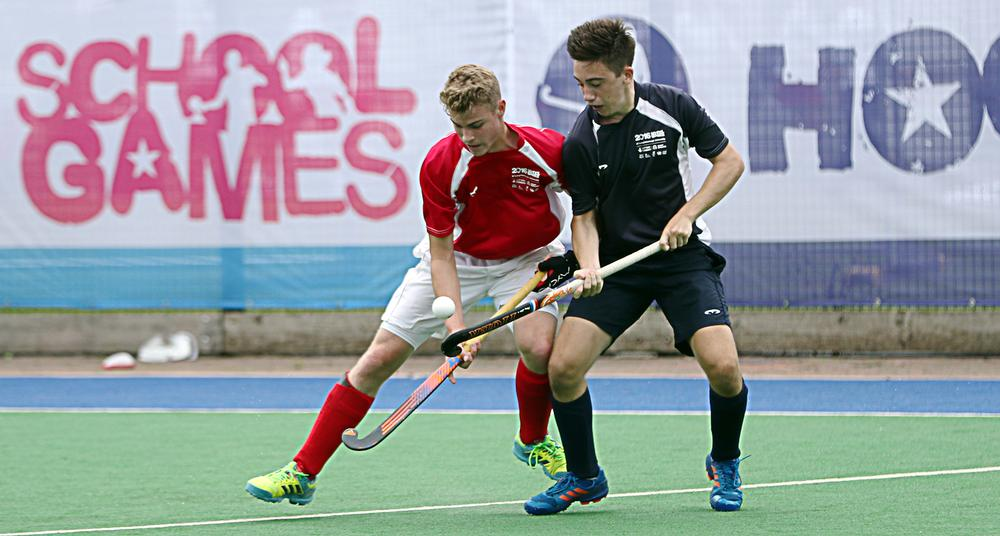 Hockey can be modified for the School Games, with games of 10-12 minutes / Simon Cooper / press association