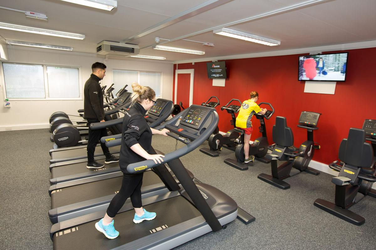 Everyone Active Has Invested More Than 200000 In The Modular Gym