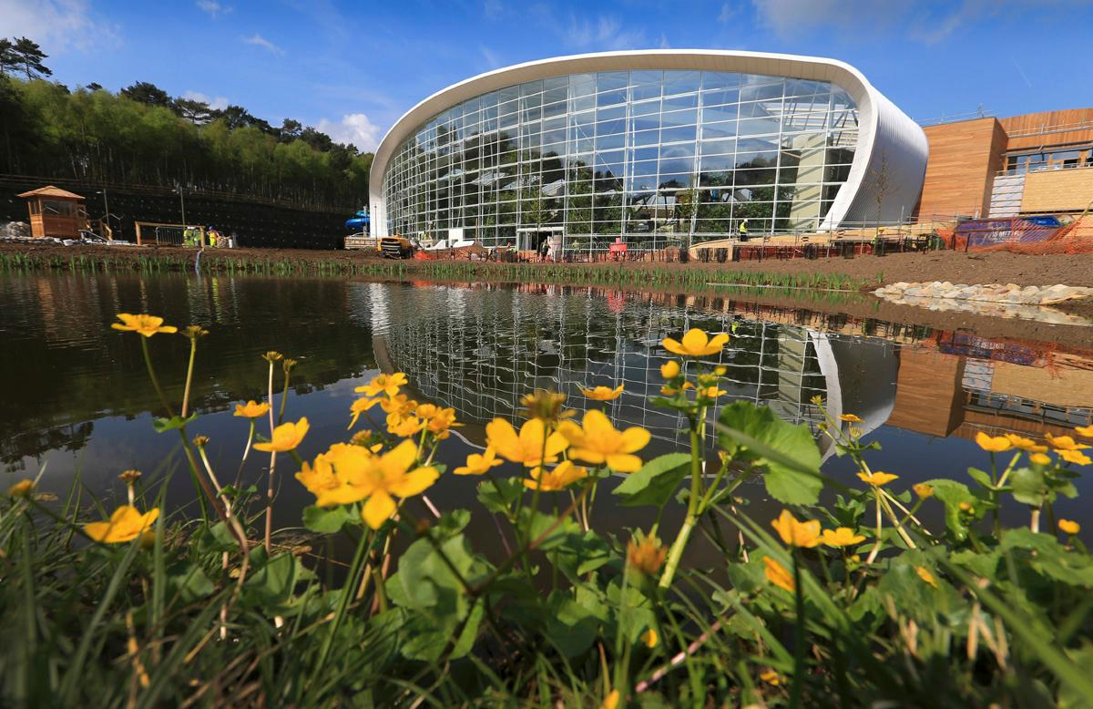 The most recent Center Parcs resort – Woburn Forest – launched in June 2014