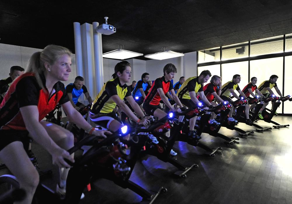 ICG's virtual reality technology drives engagement levels in cycling classes