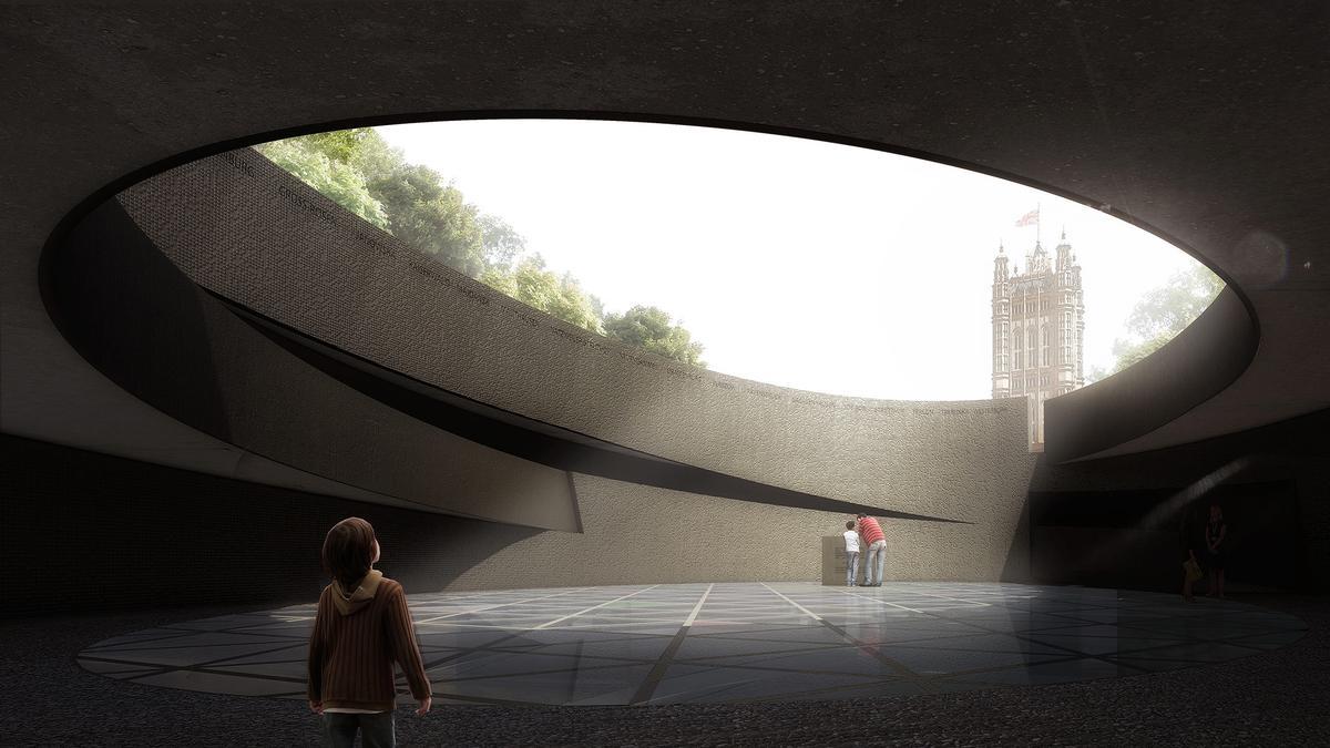 The design by Diamond Schmitt Architects / Diamond Schmitt Architects & Malcolm Reading Consultants