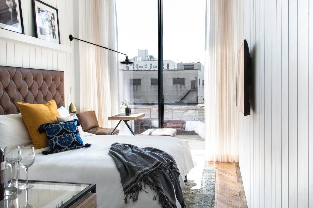 A love letter to Brooklyn': Michaelis Boyd design hotel