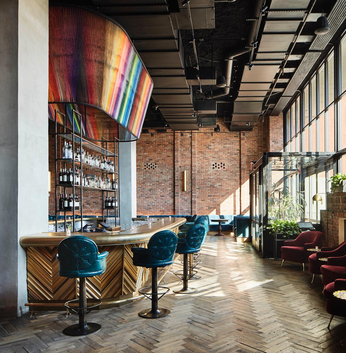 a love letter to brooklyn': michaelis boyd design hotel steeped in