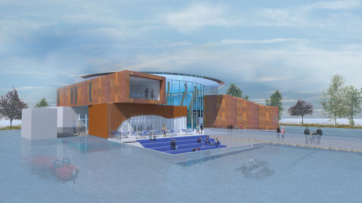 CA$40m Ocean Discovery Centre proposed for Canada   Architecture and ...