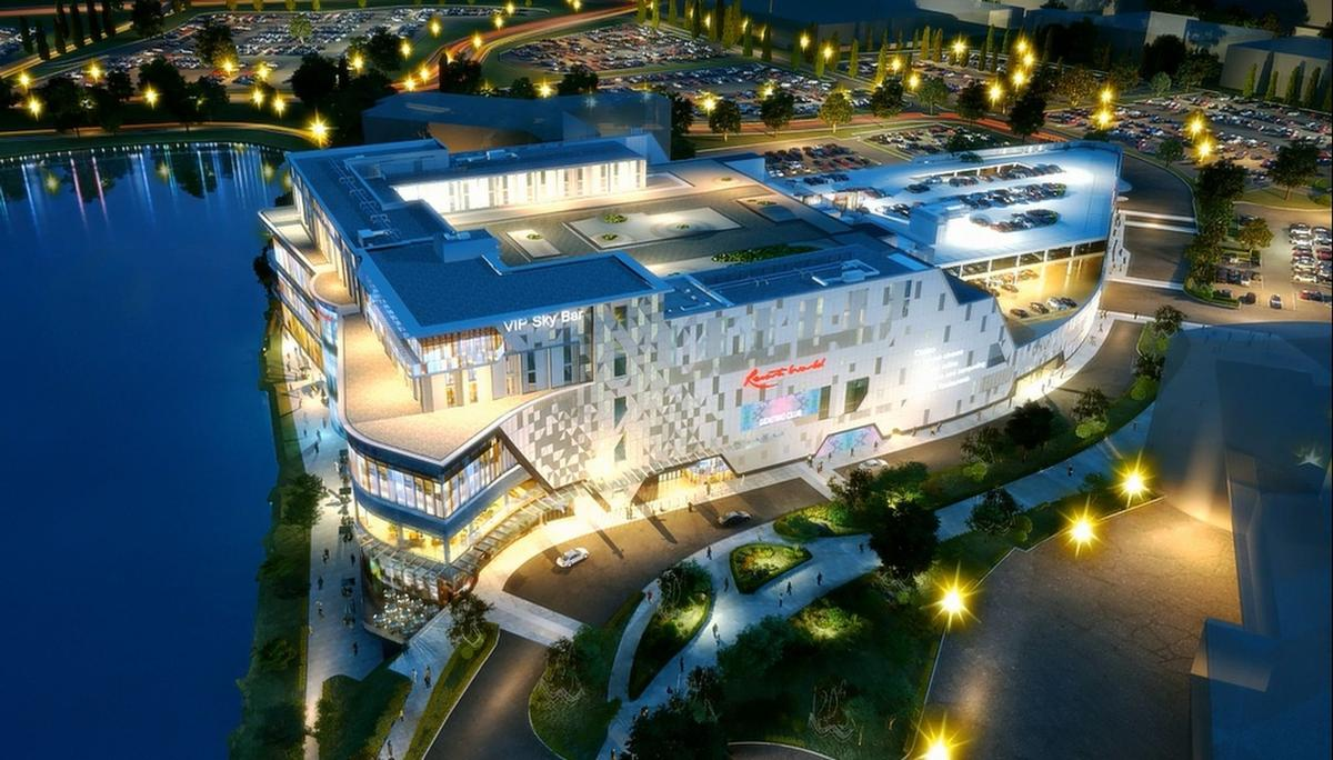 Resorts World Birmingham is at the National Exhibition Centre in the UK / Resorts World Birmingham