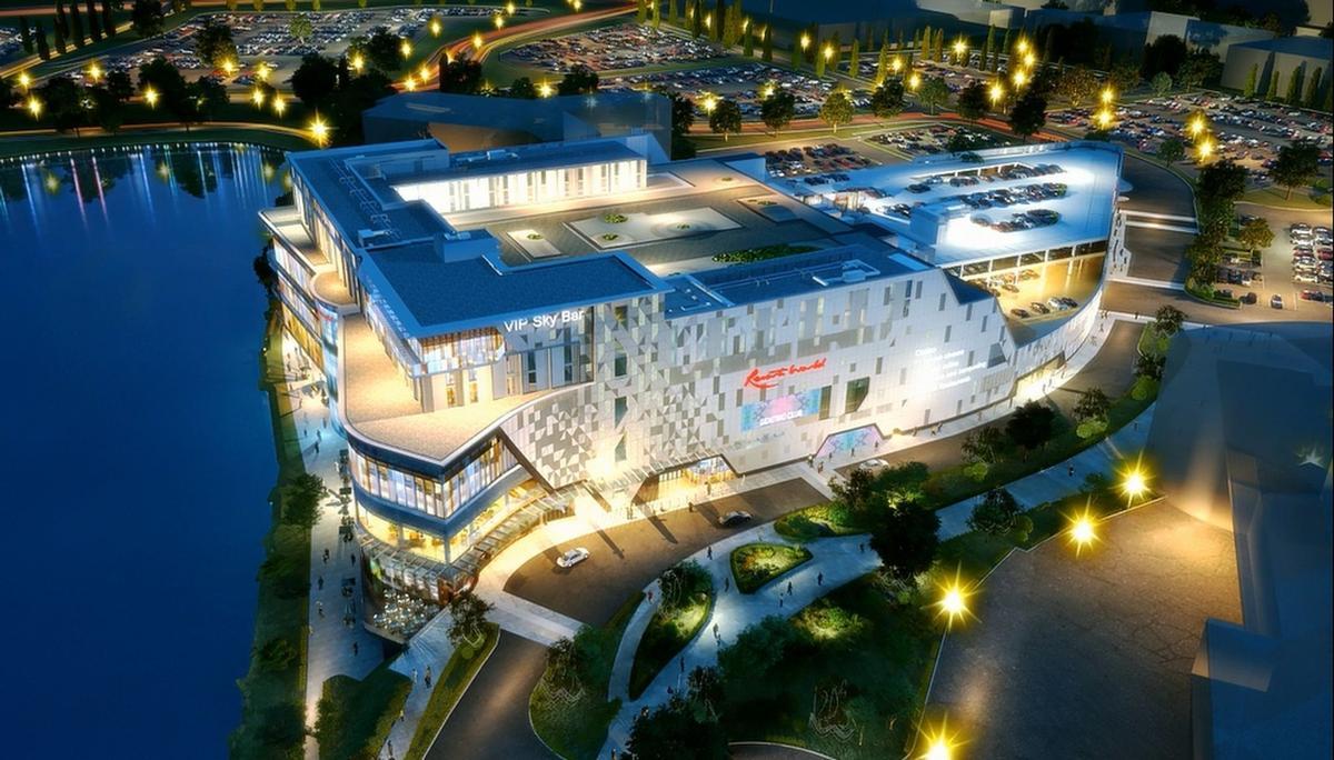 Benoy Designed Mega Resorts World Birmingham Project Is Counting