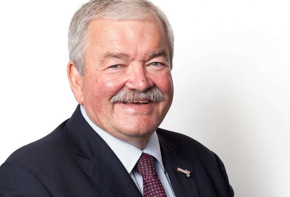 Rod Carr became UK Sport chair in 2013