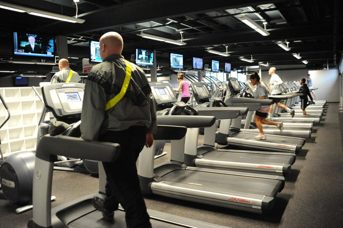 Gyms that show TV or film content will be subject to new charges / Flickr - JBLM MWR marketing
