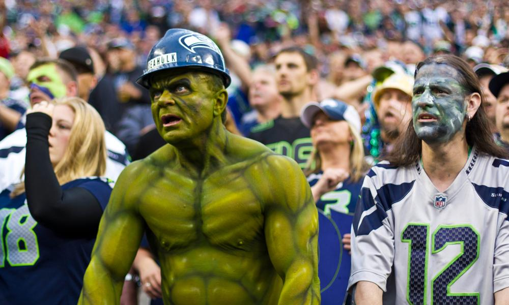 Fans of the NFL's Seattle Seahawks are the loudest in the world and have been acknowledged as a reason for the team's success / guiness world records