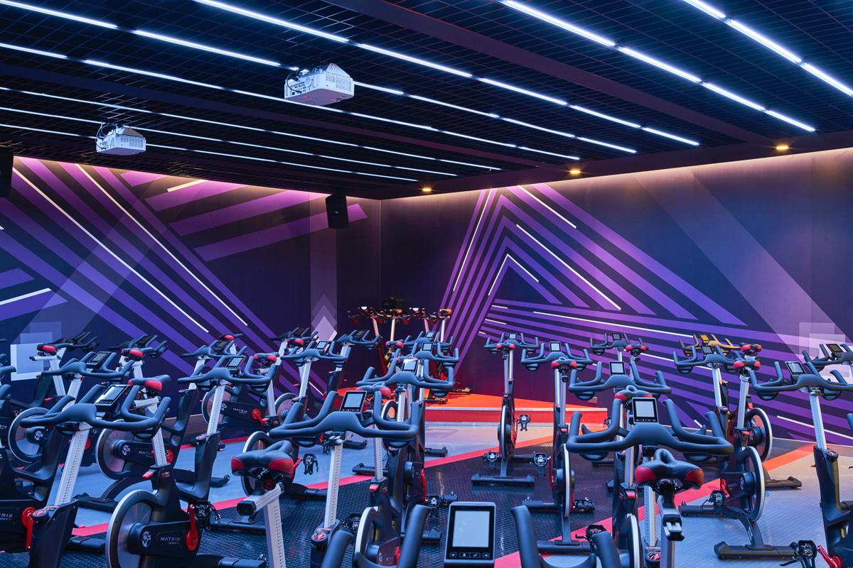 Virgin Active will introduce the Pack - its group cycle product - into all major territories
