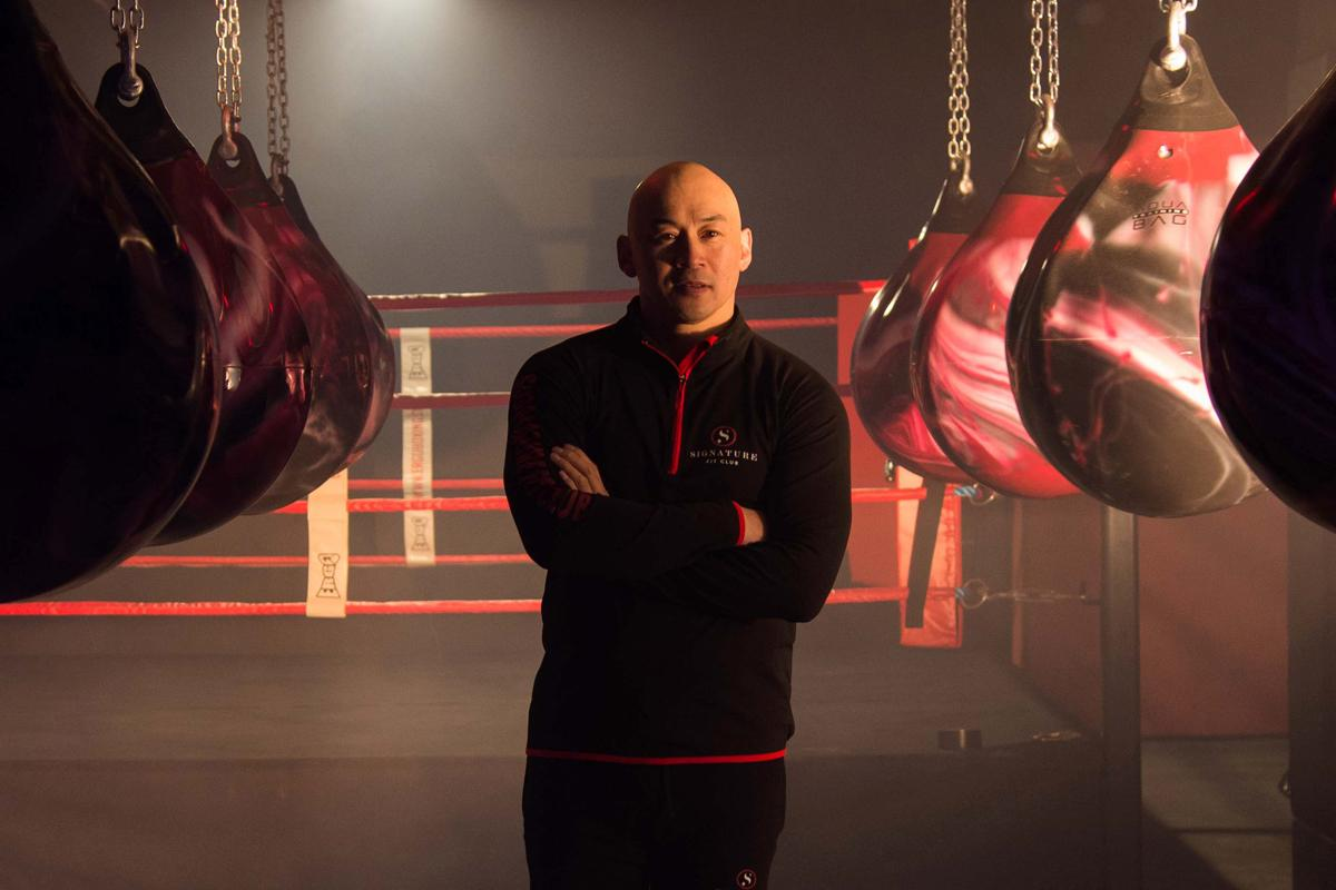 Bern Giam, who has over 40 years of experience in fitness and martial arts, will be leading a team of personal trainers