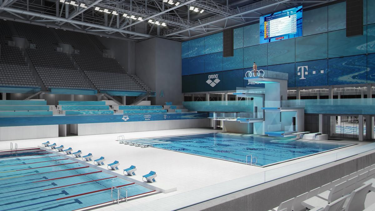 Budapest To Host World Swimming Championships But Pm