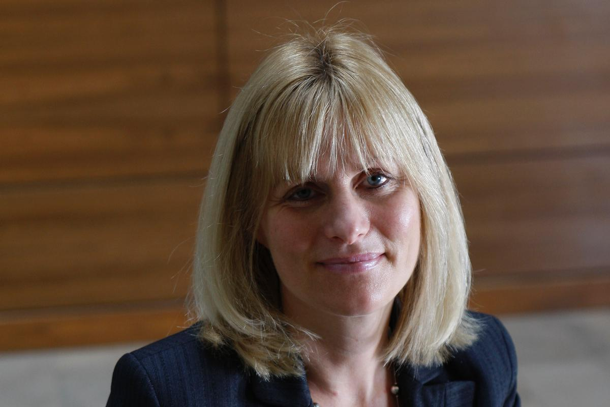 Professor Gillian Leng wants gyms to display posters highlighting the risks of drug misuse