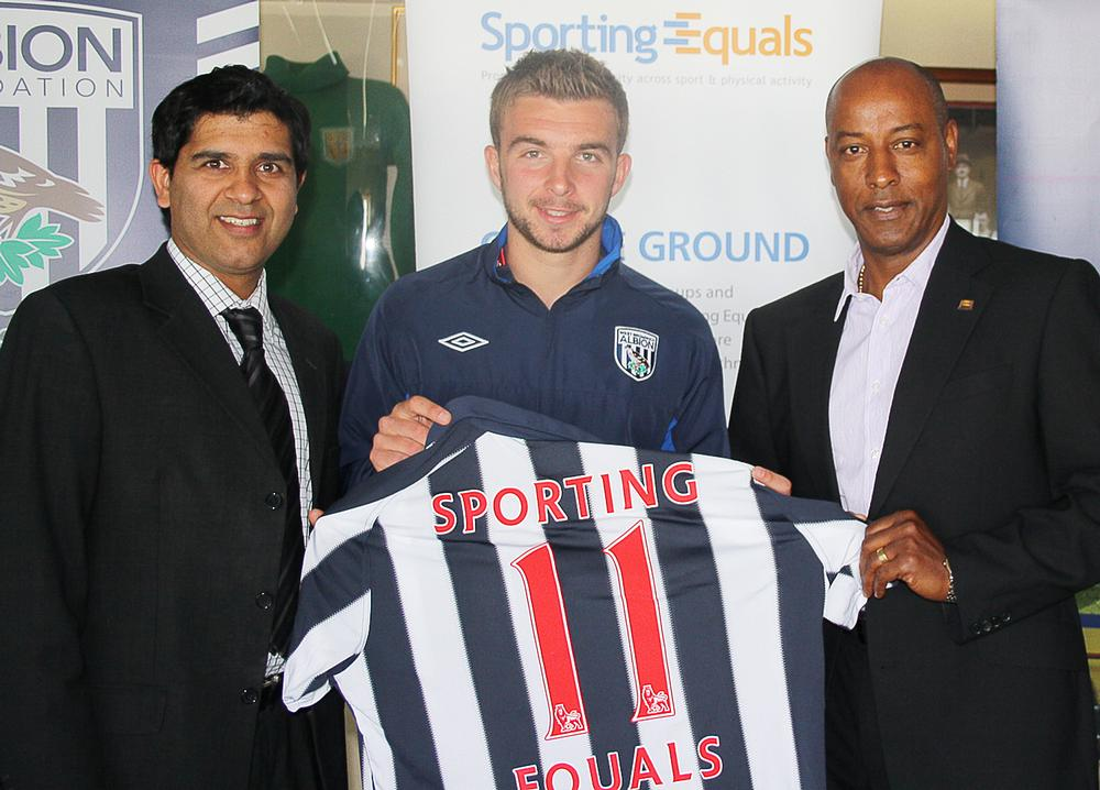 Sporting Equals worked with West Bromwich Albion FC on getting a local Sikh community physically active