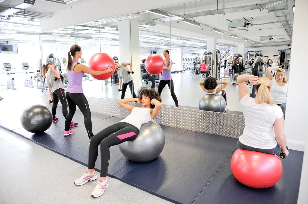 Treharne said millennials enjoyed the flexibility of The Gym's offer