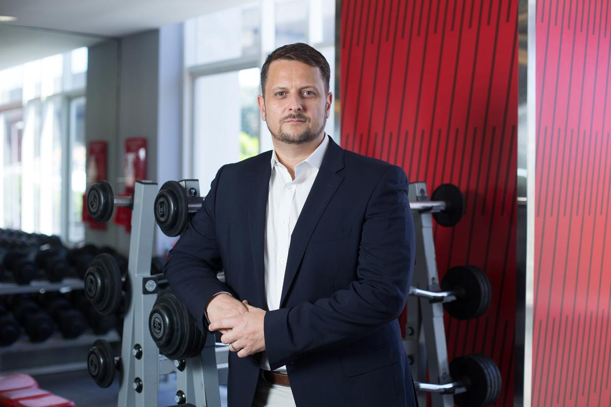 Simon Flint said there was a growing awareness of the Evolution Wellness brand in the region