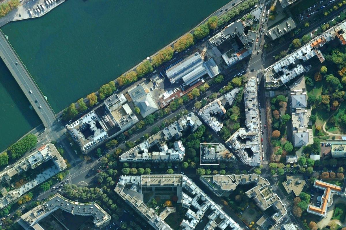 The project, called Plug-In City 75, will transform an apartment block in the French capital's 16th arrondissement / Malka Architecture