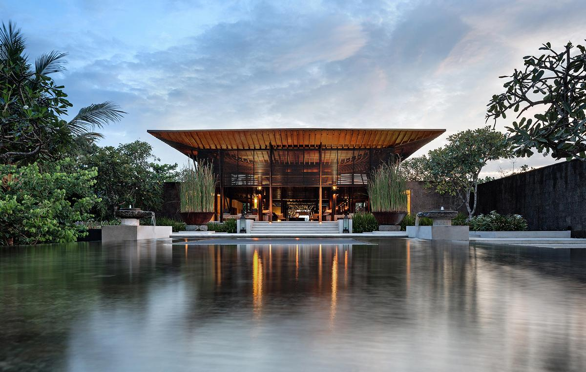 The revamped resort will feature 48 private pool villas and residences / Soori Bali