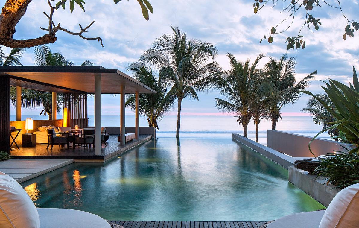 The resort is designed to be the 'ultimate wellness destination' / Soori Bali