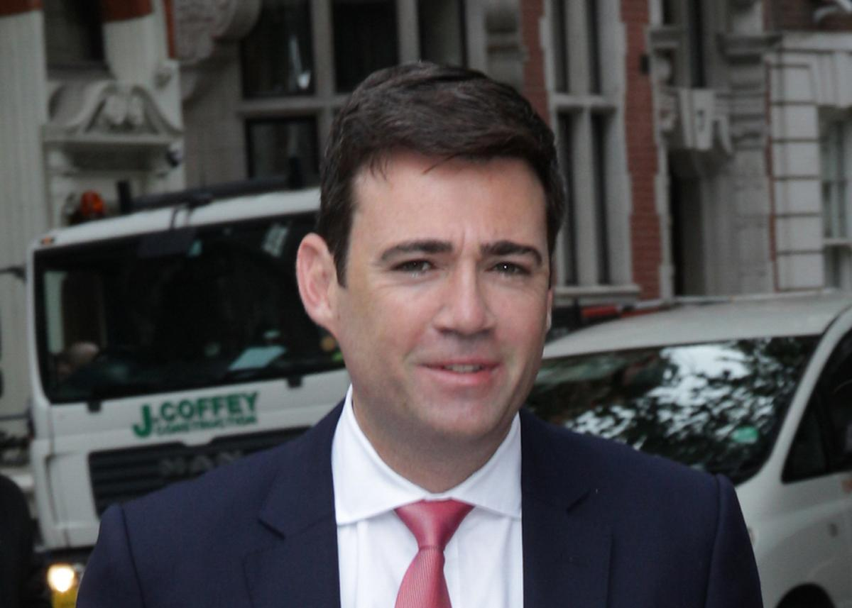 Burnham was the secretary of state for culture, media and sport during the last Labour government / Twocoms/Shutterstock.com