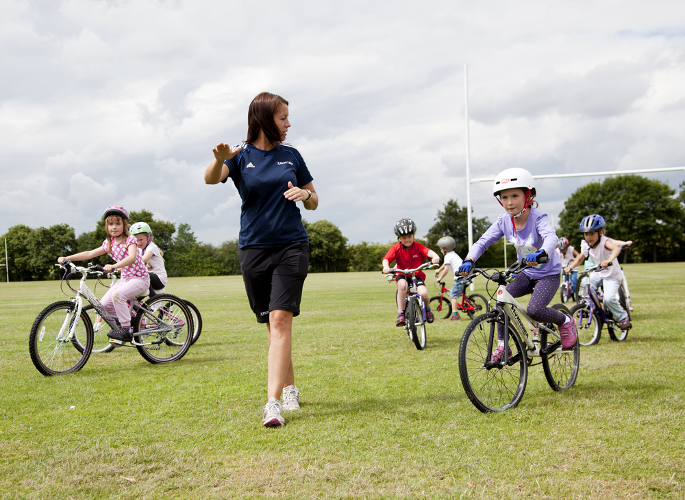 The number of people cycling recreationally once a week has increased by 17 per cent since 2008