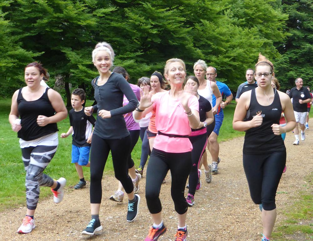Parkrun is able to offer free running events due to public funding