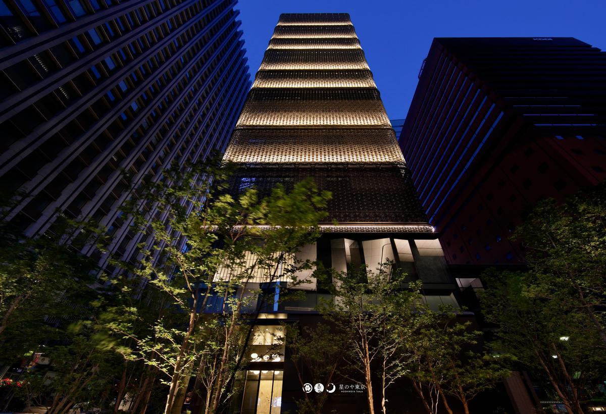Hoshinoya, Tokyo, designed by Azuma Architects / AHEAD
