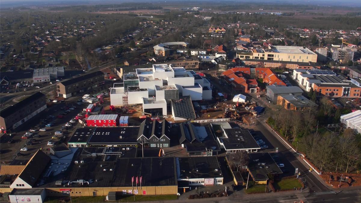 The museum will be a new attraction for the city of Billund, where LEGO was first created / The LEGO Group