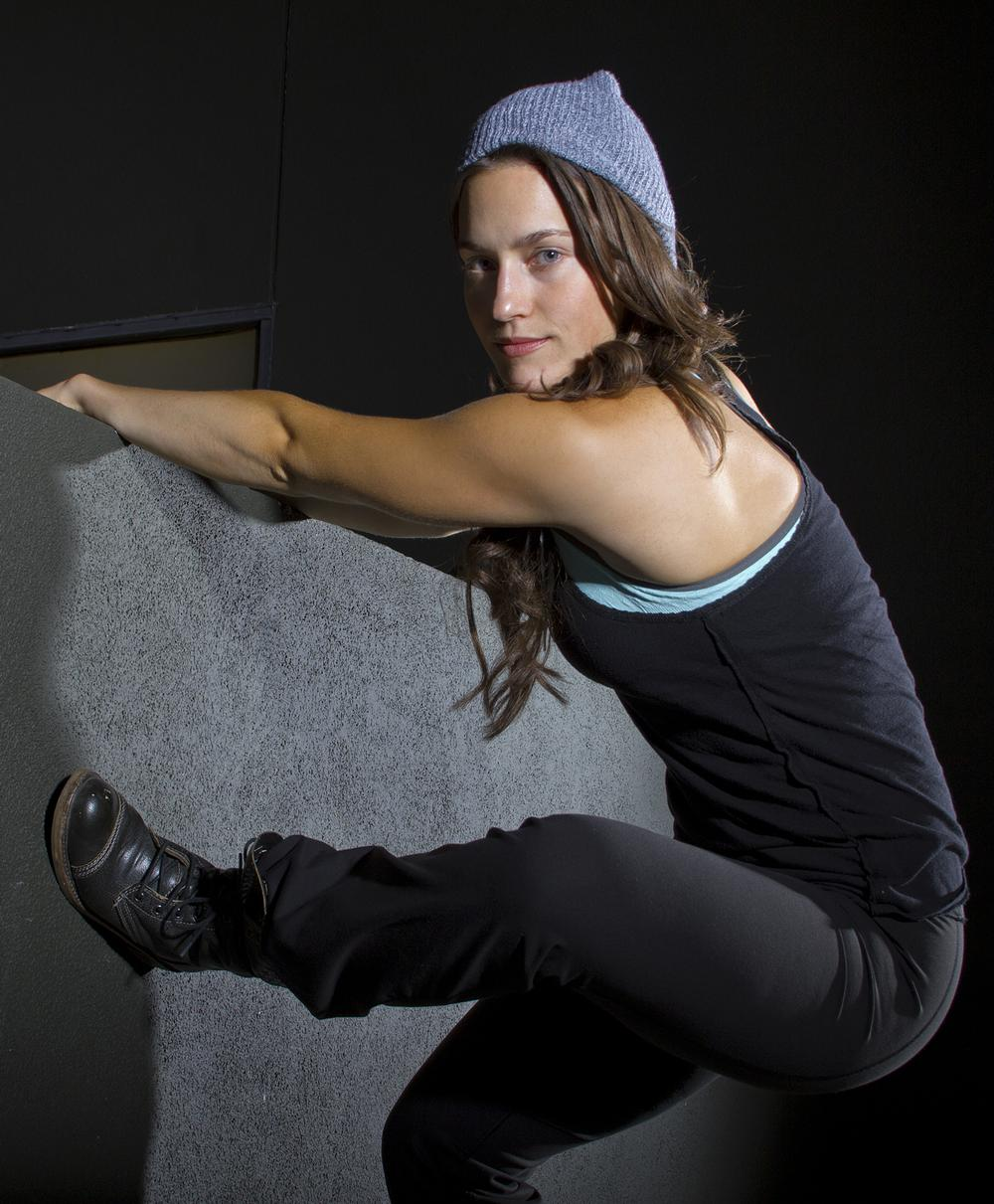 Britain leads the world in parkour and around 25 per cent of participants are female