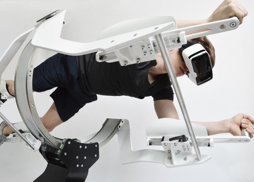 Brands like Icaros will help virtual reality move into the mainstream