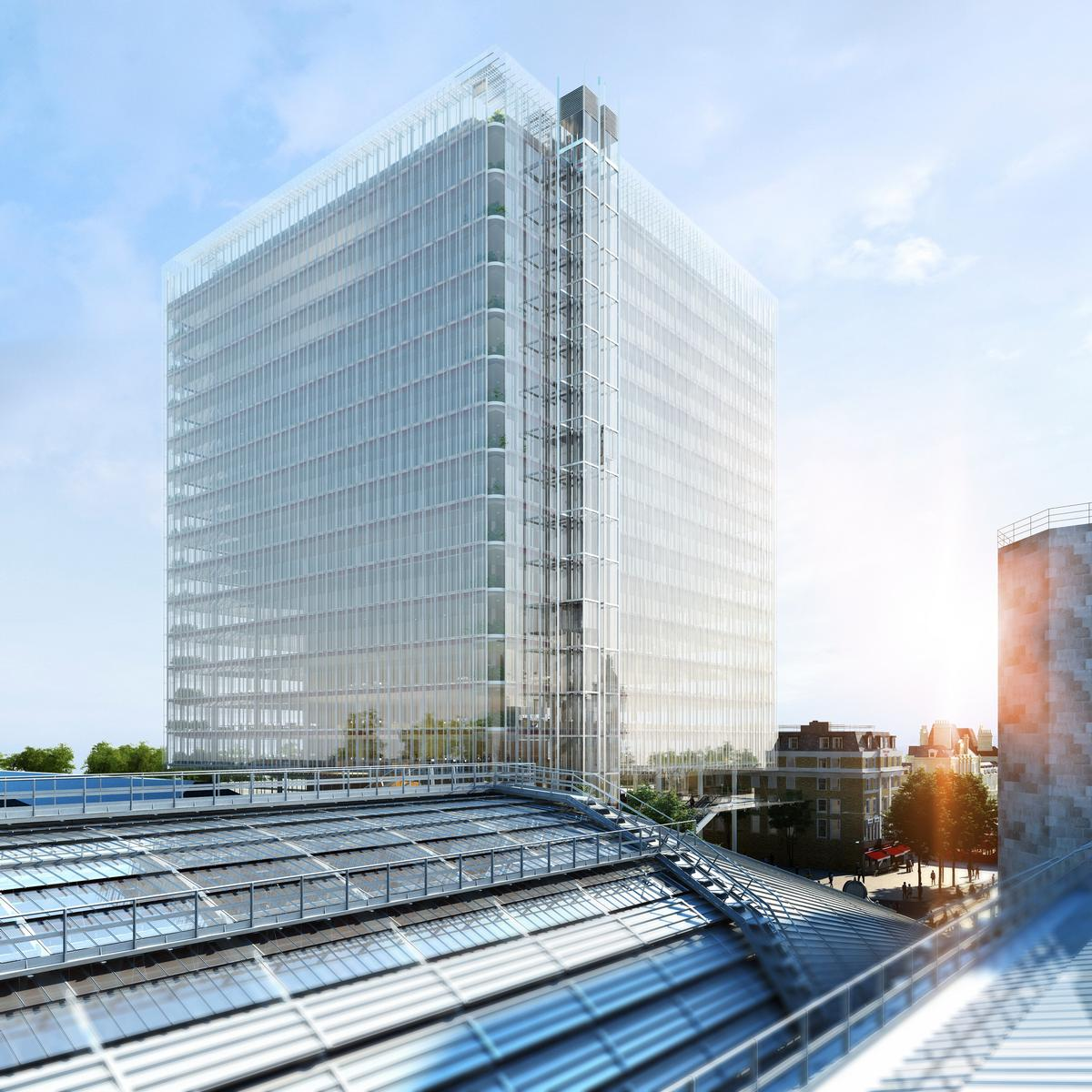 Renzo piano 39 s paddington cube wins reprieve from for Cubic hotel london