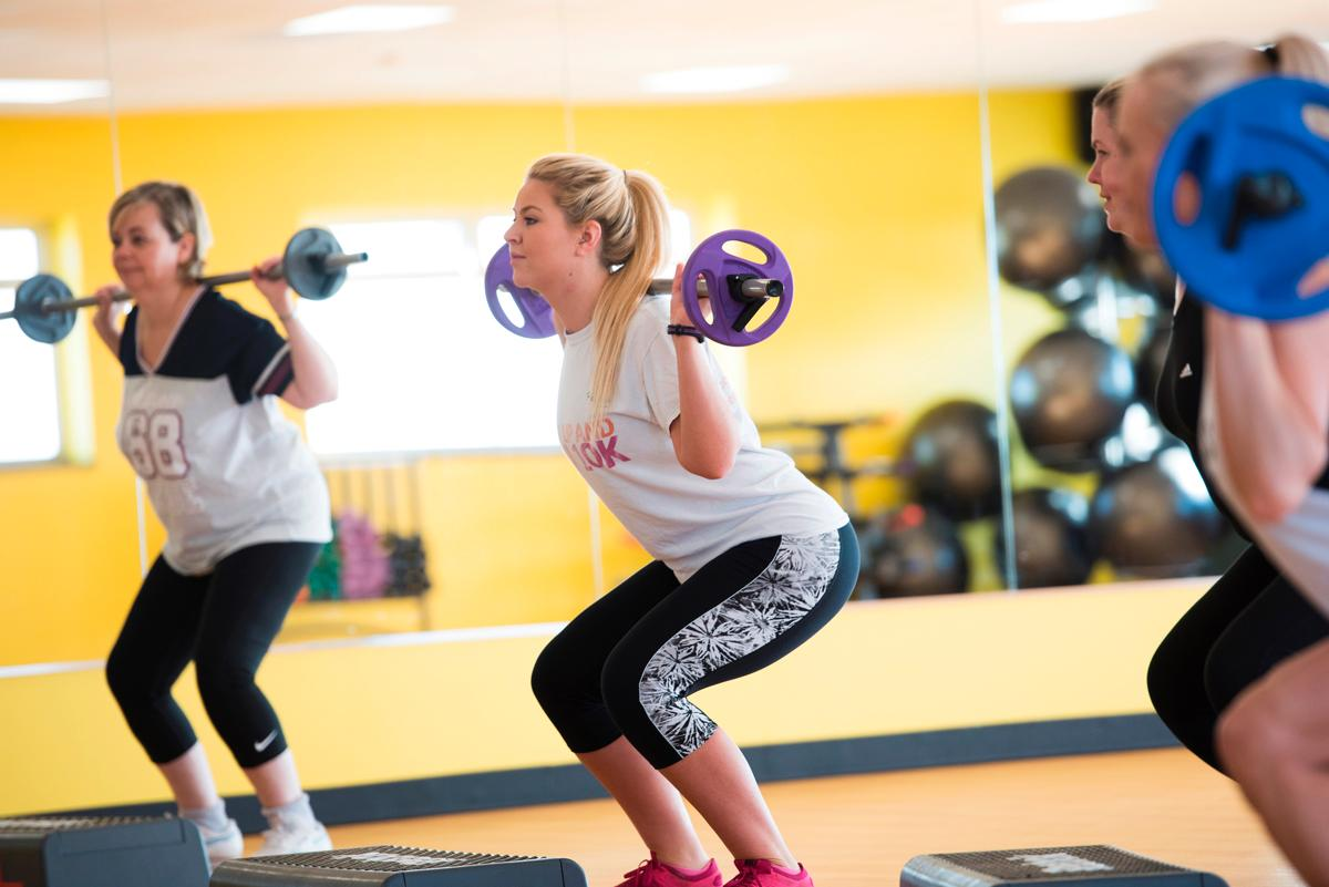 Xercise4Less will be inviting non-members to train for free over Mother's Day weekend