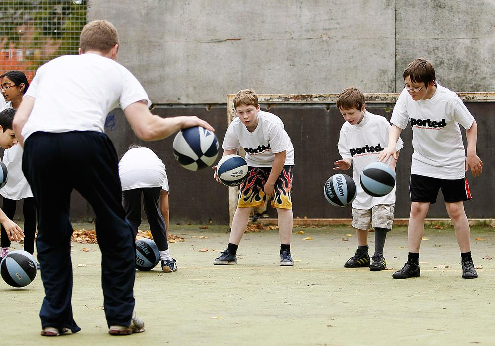 Using sport to tackle social problems could save millions of pounds a year