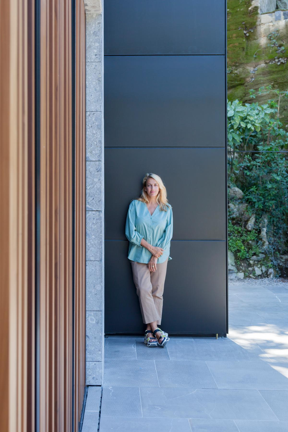 """Urquiola and her practice, Studio Urquiola, were tasked by Sereno with creating """"a contemporary hotel with understated décor / Patricia Parinejad"""
