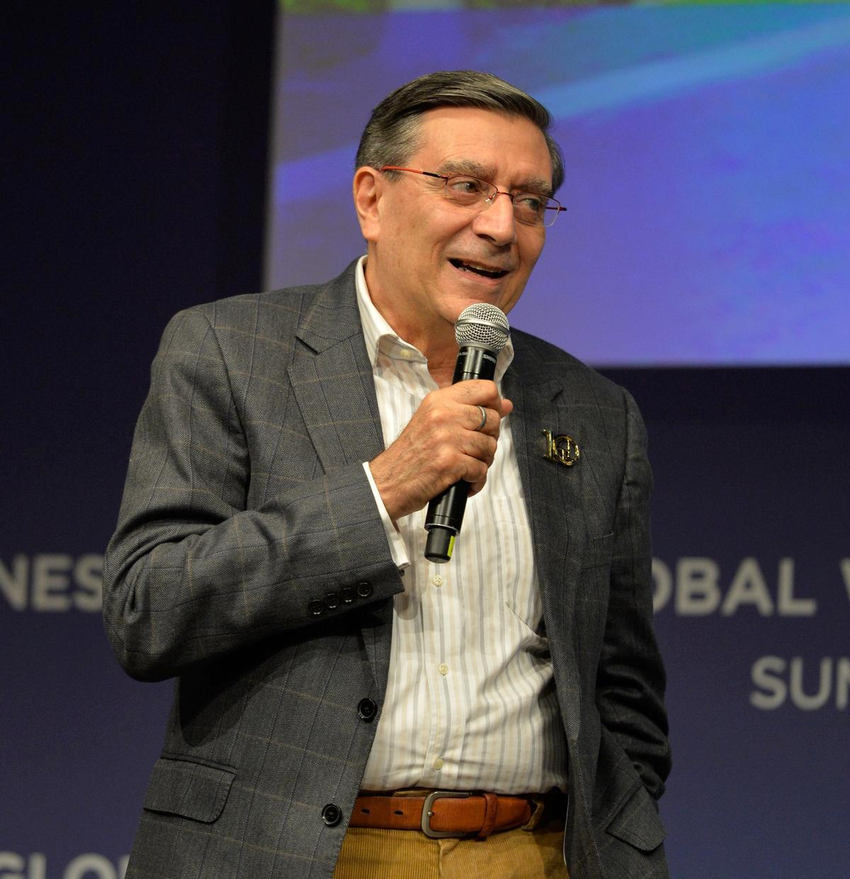 Dr Gerry Bodeker will co-chair the Global Wellness Summit 2017