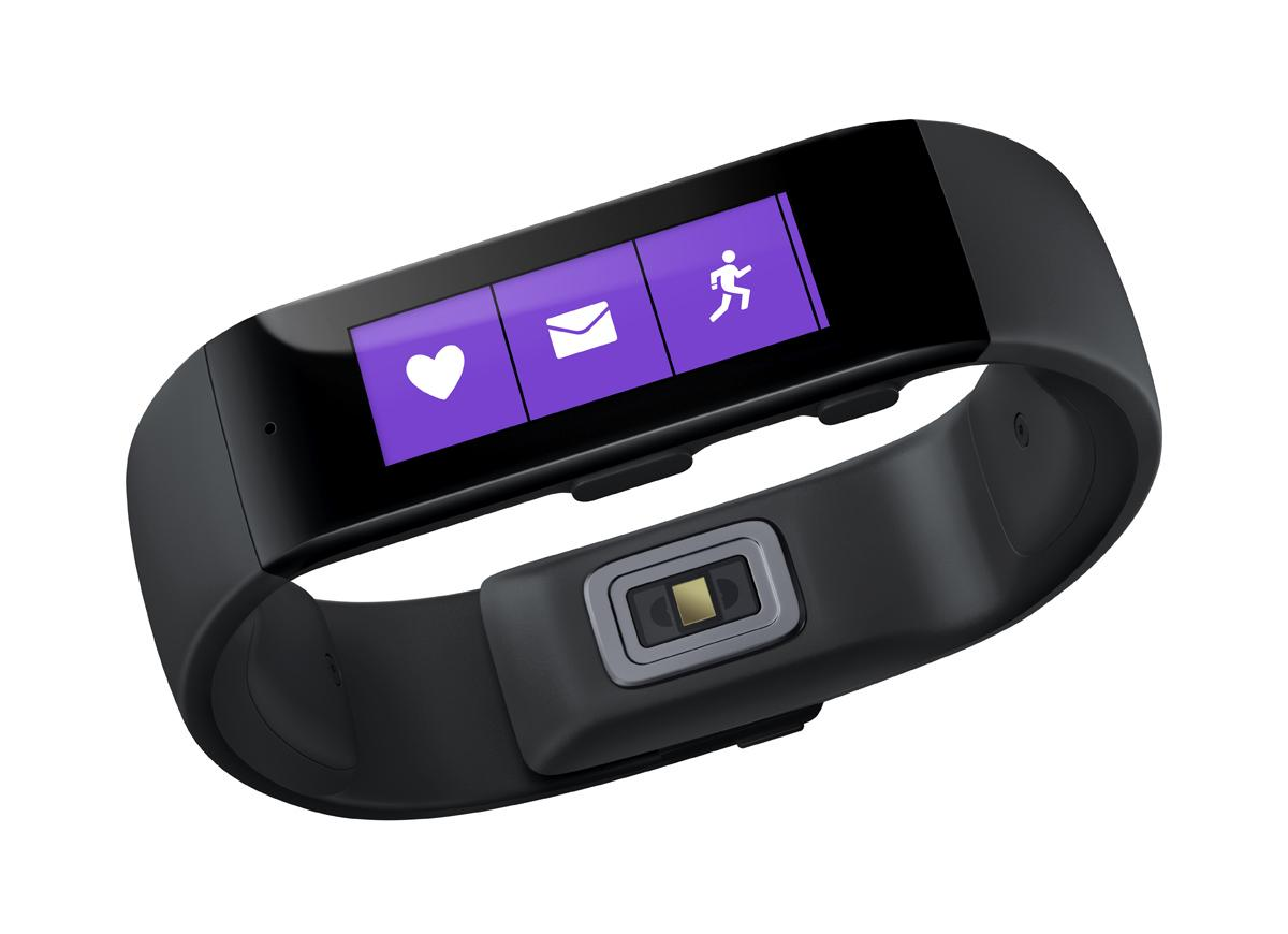 Initial reaction has seen the Band hailed as a potential rival to the forthcoming Apple Watch / Microsoft