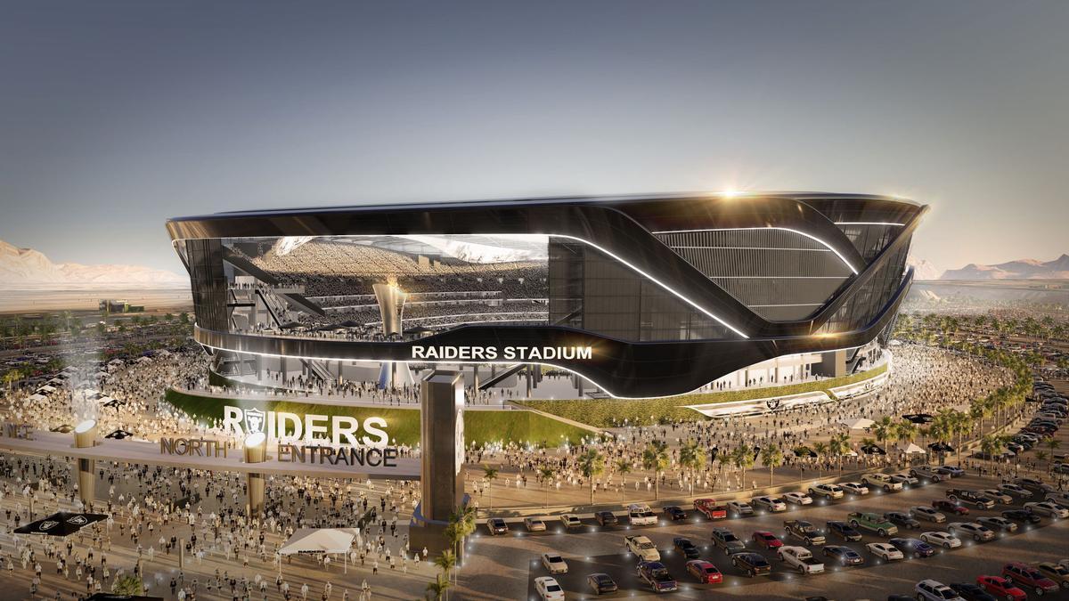 The stadium's capacity will be around 65,000 / Manica Architecture