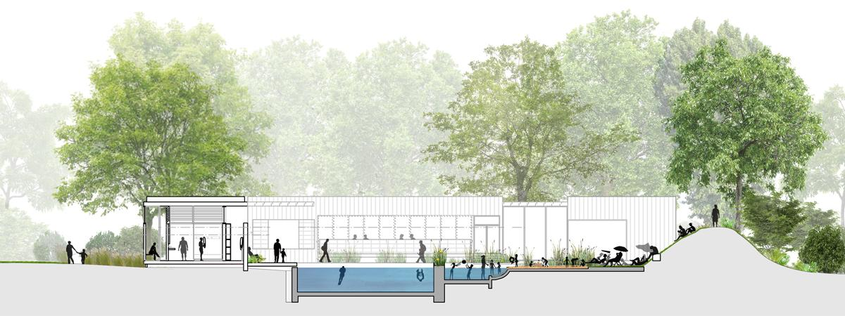 Studio Octopi Selected To Resurrect Peckham Rye Lido